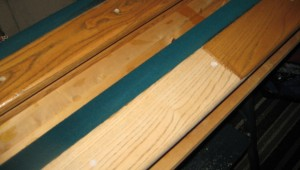 Restoration Connelly rails